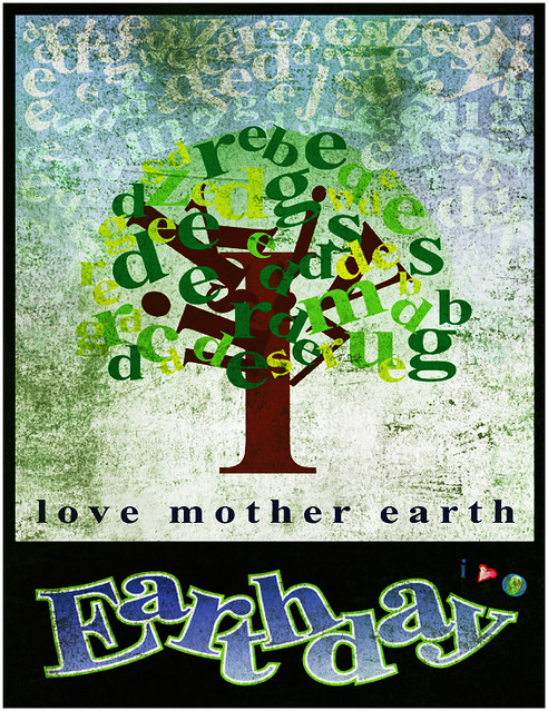 Earthday Poster from Flickr via Wylio