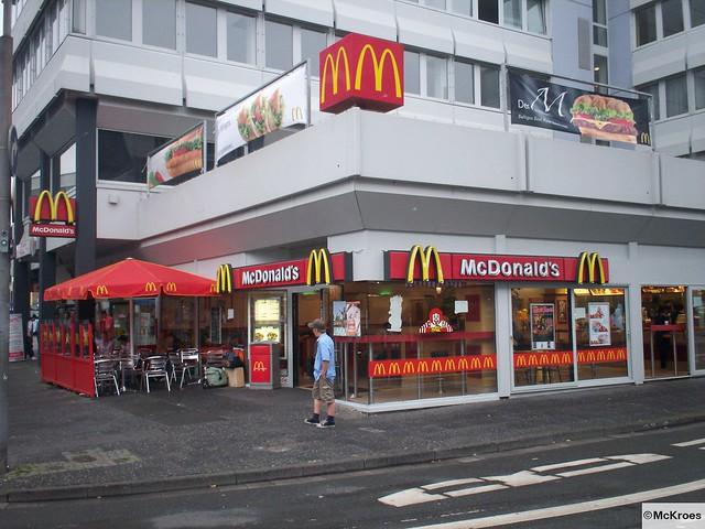 mcdonald 39 s rheine bahnhofstrasse 1 germany mcdonald 39 s rh flickr photo sharing. Black Bedroom Furniture Sets. Home Design Ideas