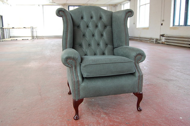 Blue wing chair flickr photo sharing