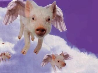Swine Flu ... US Officials Optimistic, but ...