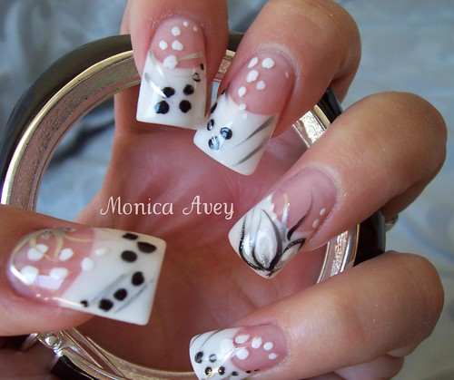 unhas decoradas nails