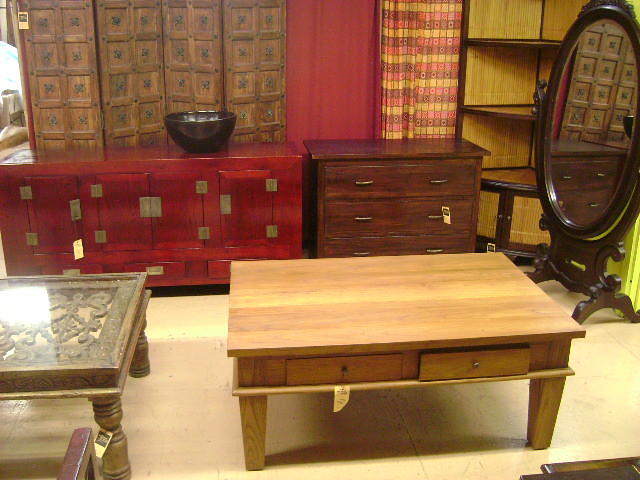 Teak asian bamboo furniture stores in honolulu hawaii for Furniture stores honolulu