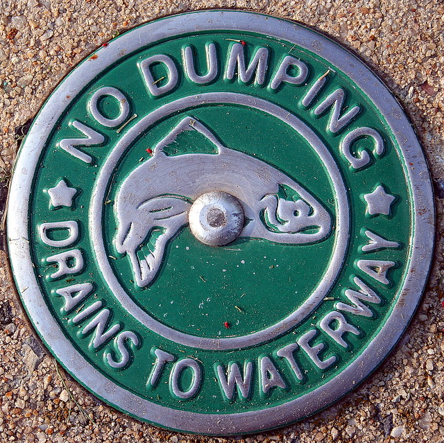 No Dumping Drains To A Gallery On Flickr