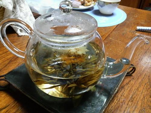Calendula & Jasmine Tea