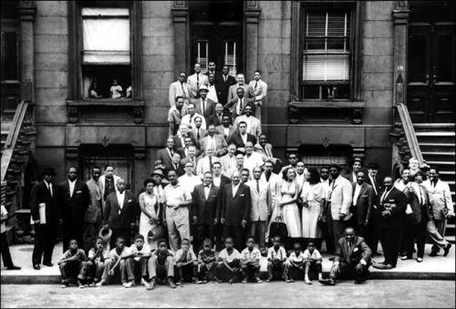 A Great Day in Harlem [1958] by Hiking Life