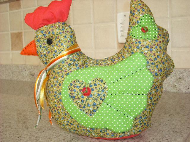galinha que fiz prá mim  Flickr  Photo Sharing!