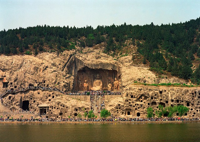 longmen caves