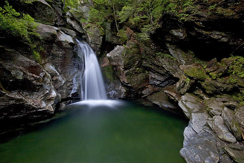 waterfall vermont falls waterfalls swimminghole greenmountains