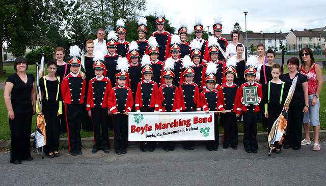 Boyle Marching Band