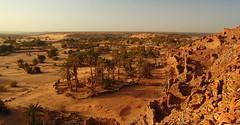 Ruinas de las Murallas de Ouadane