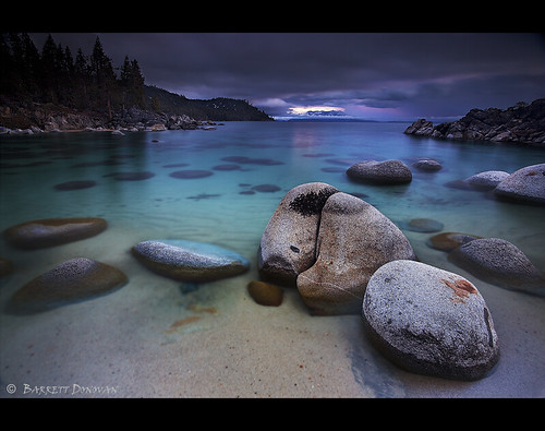 Passing Storm, Lake Tahoe