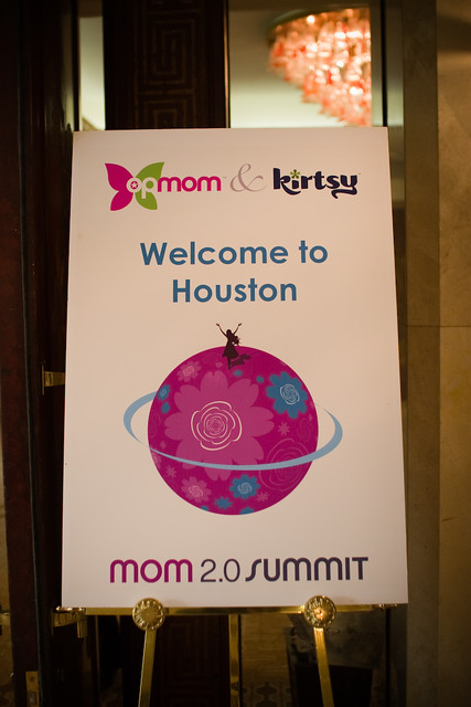 ヒューストンで行われたママ2.0サミット