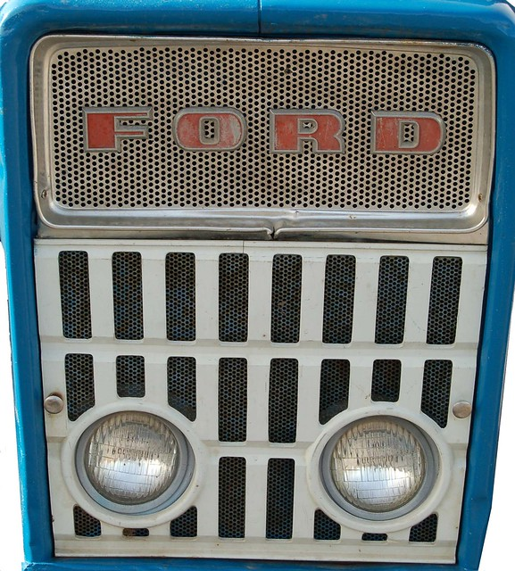 Ford 3000 Tractor Grill : Ford fordson and new holland tractor front grills