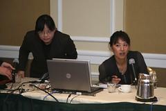 Lisa Katayama at Etech