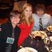 Small photo of Liz Scofield, Alex Beard and friend