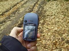 GPS-Navigation nach Zandvoort