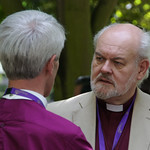 The Bishop of London (Richard Chartres) at the Lambeth Conference