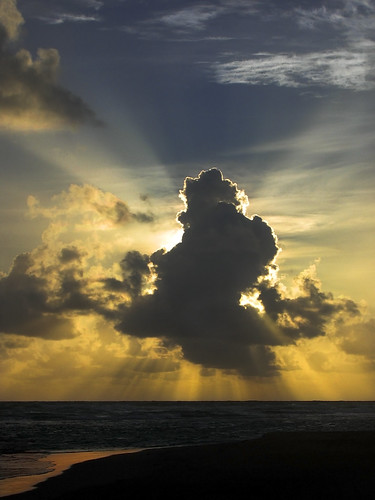 ocean sunset sky water silhouette sunrise solitude dominican shore ripples blueribbonwinner supershot flickrsbest bej fineartphotos anawesomeshot impressedbeauty theunforgettablepictures platinumheartaward