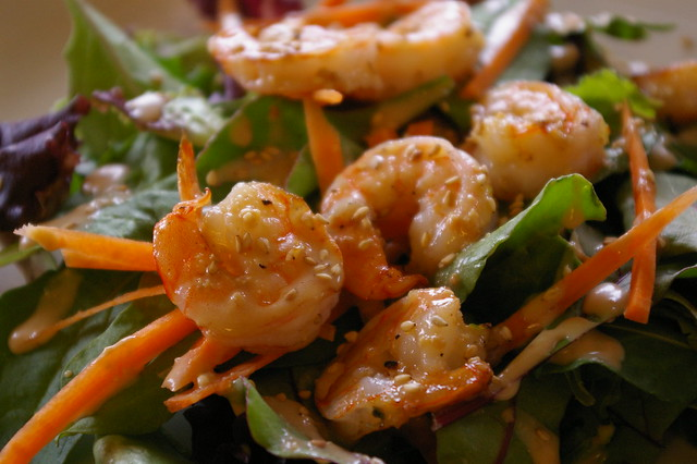 Thai shrimp salad | Thai shrimp salad | By: pui wong {as*q} | Flickr ...
