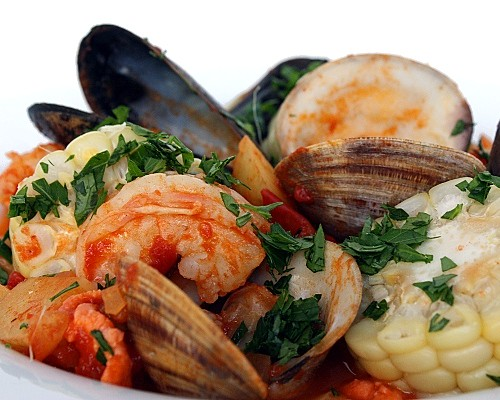 Italian seafood stew | Flickr - Photo Sharing!