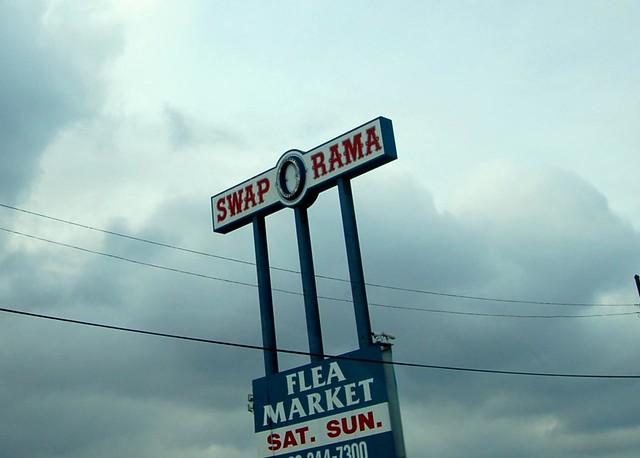 Swap-O-Rama Flea Market