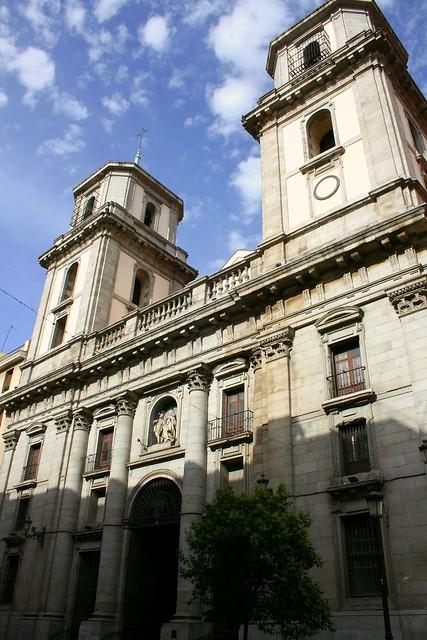Madrid iglesia del colegio imperial flickr photo sharing - Colegio escolapias madrid ...