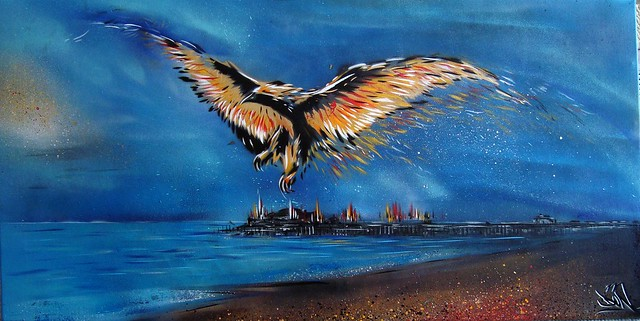 DON 'Like a Phoenix, the West Pier will rise again'