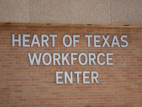 Heart of Texas Workforce Enter, Waco, TX