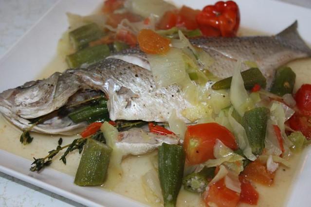 Jamaican steam fish recipe 14 flickr photo sharing for Jamaican fish recipe