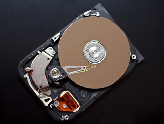 Stripping bare your HDD a crime?