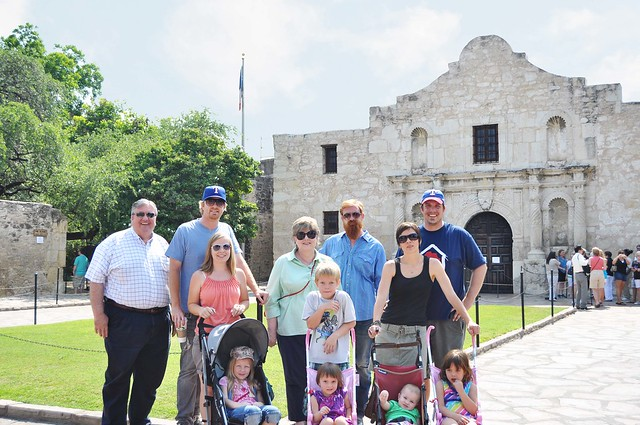 all of us at the alamo