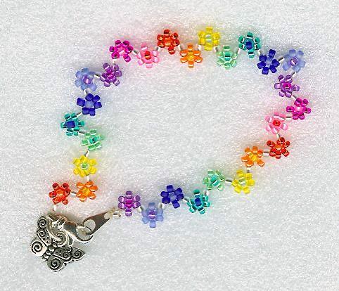 Beaded Owl Key Chain Pattern - Free Beaded Owl Keyring Pattern