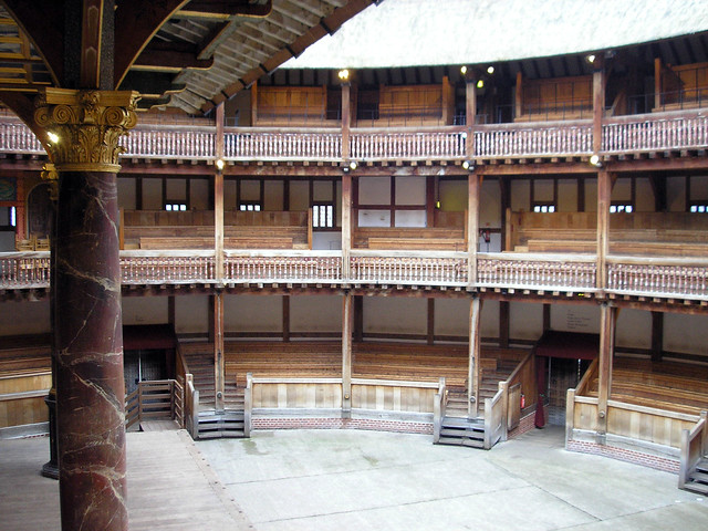 Globe Theater Seating Flickr Photo Sharing