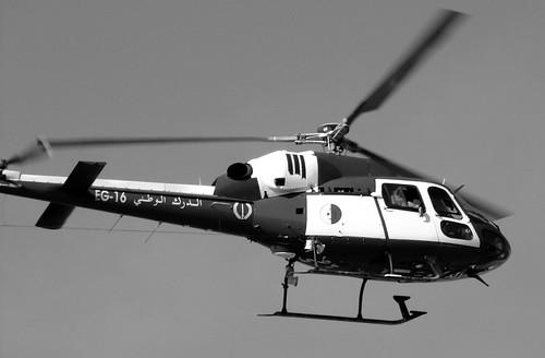 AS,355 Ecureille Gendarmerie National Algerienne