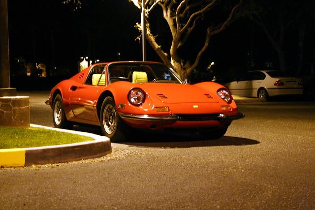 Ferrari Dino 246 GTS Pininfarina