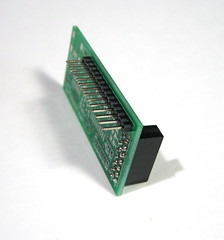 Message Pump PCB as adaptor