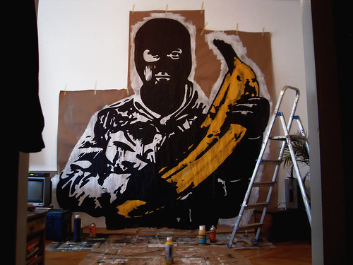 art terrorist / work in progress
