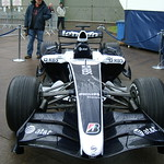 Williams F1 - Leuchars 2008
