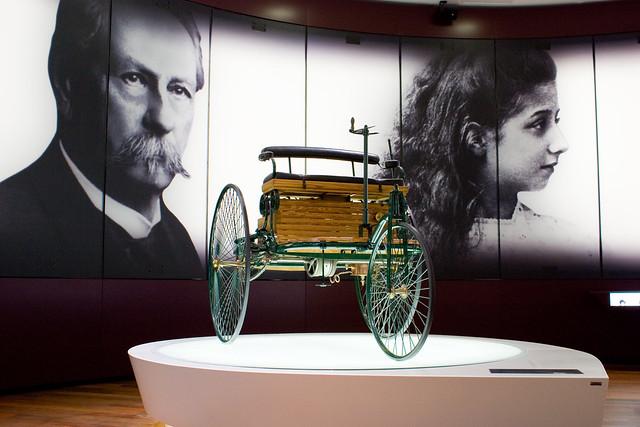 Karl Benz: Karl Benz - His First Car