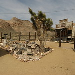 Ghost Town of Rhyolite, Nevada (2)
