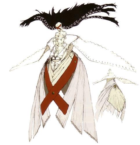 Une autre représentation d'Izanami