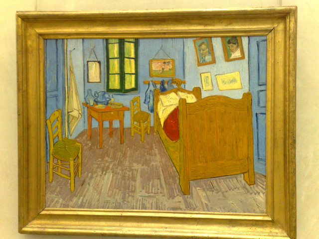 Vincent van gogh la chambre de van gogh arles explore flickr photo sharing for La chambre jaune a arles van gogh