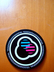Stickers Tegendraads Shop