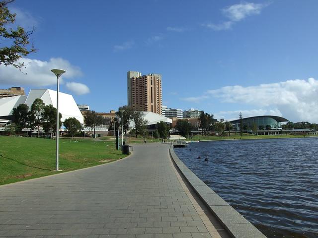 Header of Adelaide Festival Centre