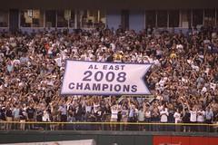 Yankees vs Rays 2009/04/13 Opening Night