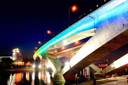 219I高速公路碧潭橋