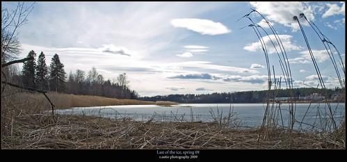 cold ice finland geotagged spring helsinki olympus zuiko e510 theperfectphotographer internationalgeographic sautio geo:lat=60413619 geo:lon=2503311