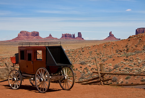 Stagecoach!