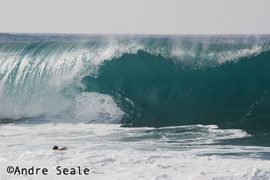 Pipeline wave