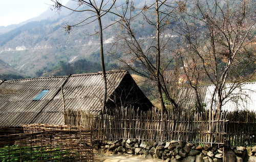 Tả Phìn village local house